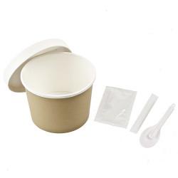 Паперовий стакан для заварювання їжі
