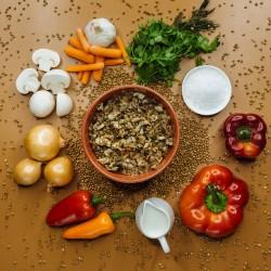 Каша гречана з грибами фото 4