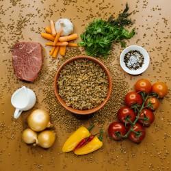 Каша гречана з яловичиною (яловичина 11%) фото 4