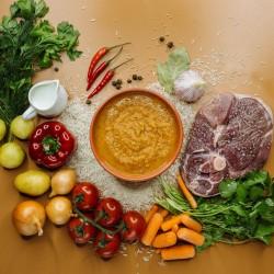 Суп харчо з яловичиною (яловичина 12%) фото 4
