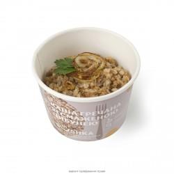 Каша гречана зі смаженою цибулею (цибуля 10%) фото 6