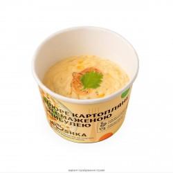 Пюре картопляне зі смаженою цибулею (цибуля 8%) фото 6
