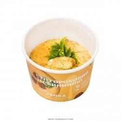 Суп гороховий зі свининою (свинина 15%) фото 6